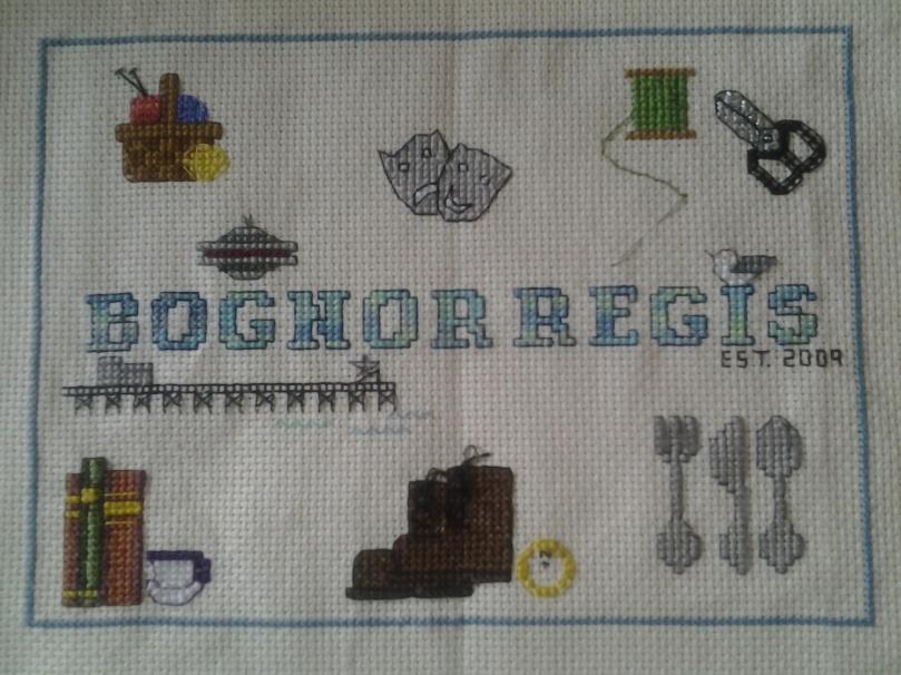 Bognor Regis WI Sampler