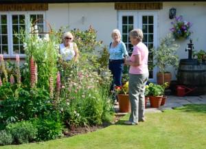 garden event 2014