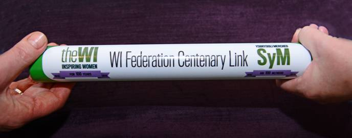 WI Centenary Baton